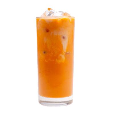 Real Thai Iced Tea made from tea flown from Bangkok